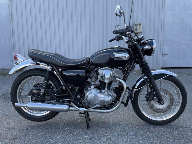 Kawasaki W400 в идеальном состоянии