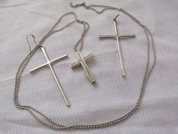 Набор украшений кресты