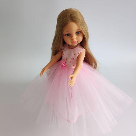 Кукла Карла Паола Рейна Рапунцель, 32 см