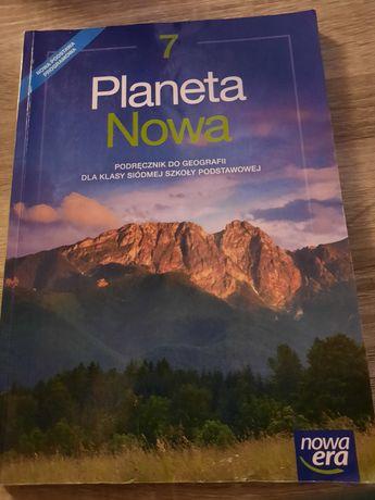 Planeta Nowa podręcznik do geografii kl.7