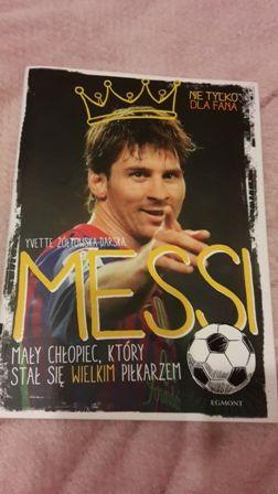 Leo Messi książka