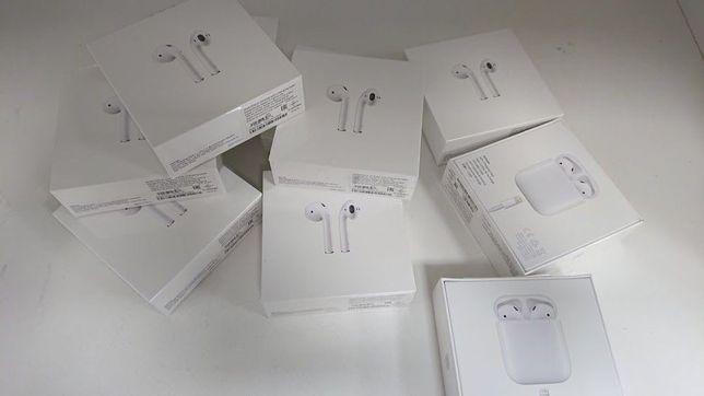 Хит! Бесплатная доставка! Apple AirPods 2(беспроводная зарядка)