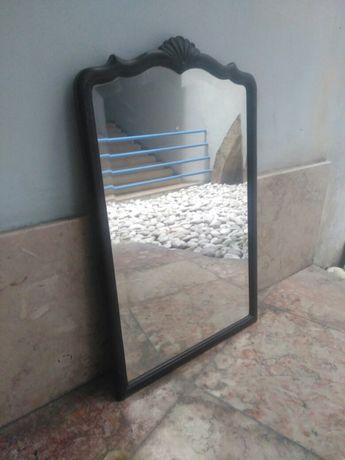 Espelho antigo 45 x 70cm