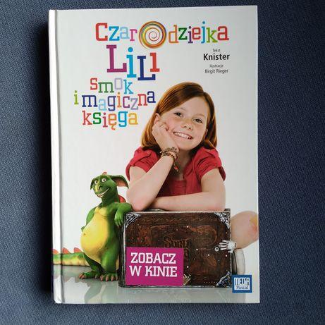 Czarodziejka Lili - Smok i magiczna księga