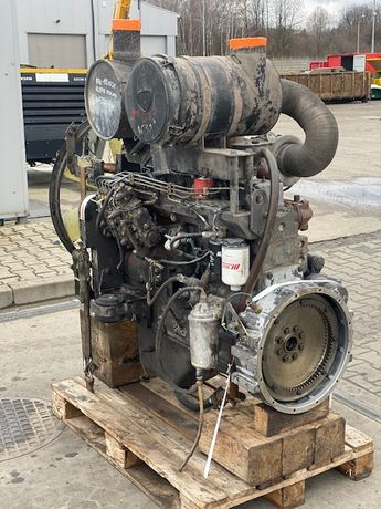 komatsu wa 320-3 silnik cummins 8.3 do remontu