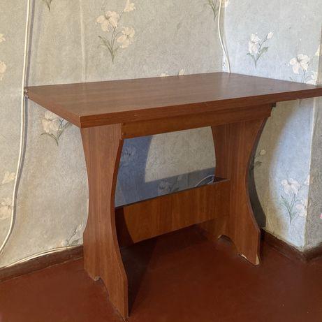 Кухонный обеденный раскладной стол