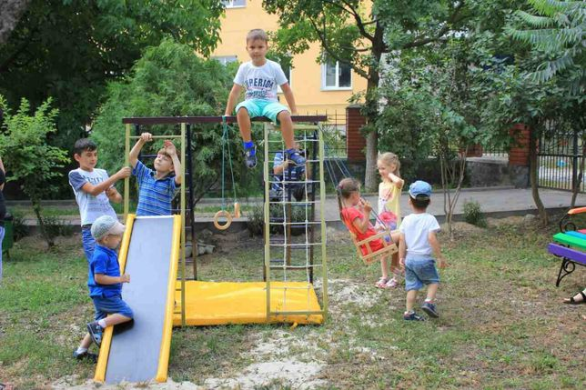 Детская игровая развивающая площадка - ЧАППИ СПОРТ (Завод Спорта)