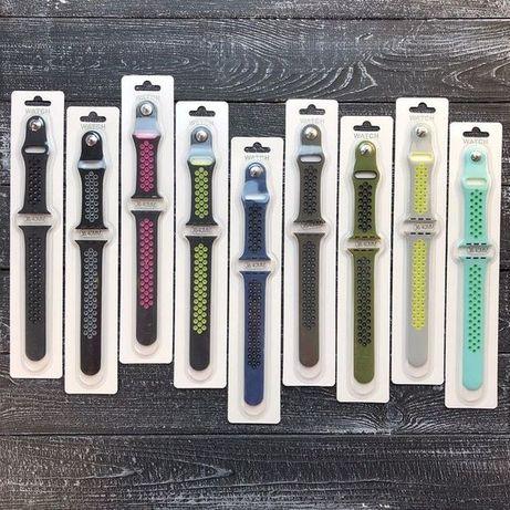 Ремешок Apple Watch Series 3 Серии 42 mm Nike Sport