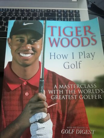 Livro Tiger Woods