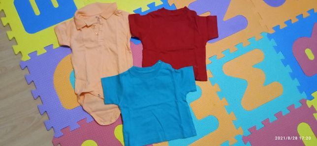 Conjunto de 3 camisolas bebé