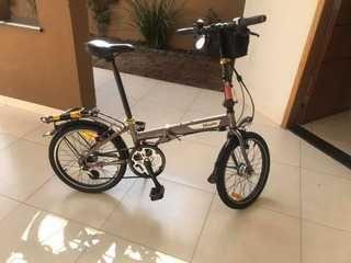 Bicicleta Dobrável B'TWIN TOWN