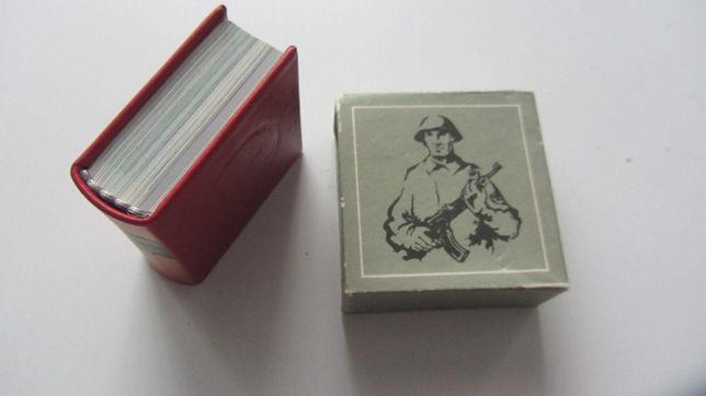 """Książka Minibuch """"Dir Kampfgruppen der Arbeiterklasse der DDR"""""""