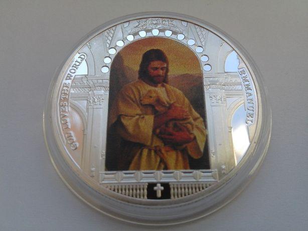 moneta Jezus Ostatnia Wieczerza
