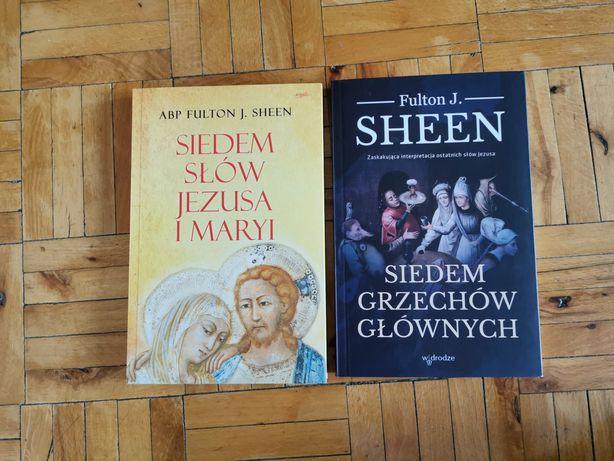 Fulton J. Sheen Siedem grzechów głównych i Siedem słów Jezusa do Maryi