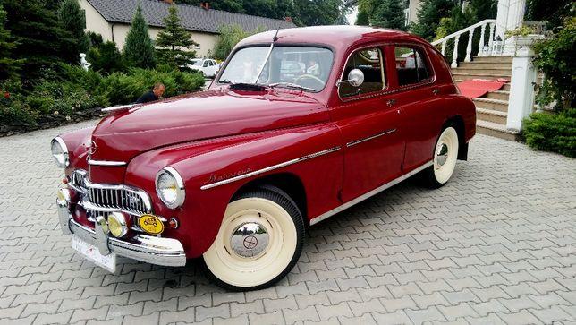 Warszawa Mercedes BMW Jaguar Hudson KOLEKCJONERSKIE Auta Ślub Wesele