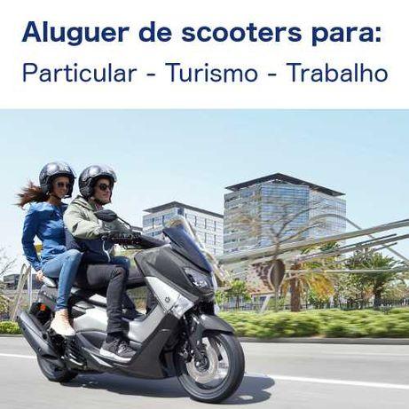 Rent Moto - Scooter renthal - Aluguel Moto - Alugar Motas - Pcx Nmax
