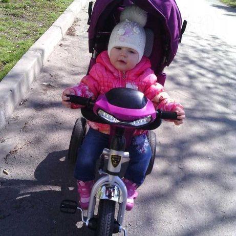 Crosser велосипед-коляска