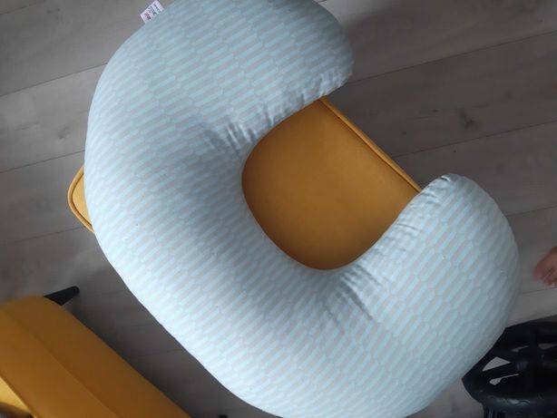 Fasolka rogal poduszka do karmienia