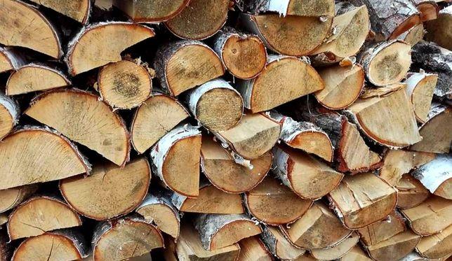 Drewno brzoza kominkowe,opałowe