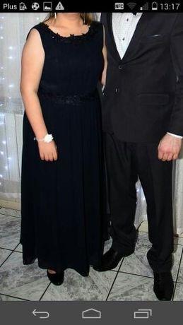 Sukienka wieczorowa długa wesele