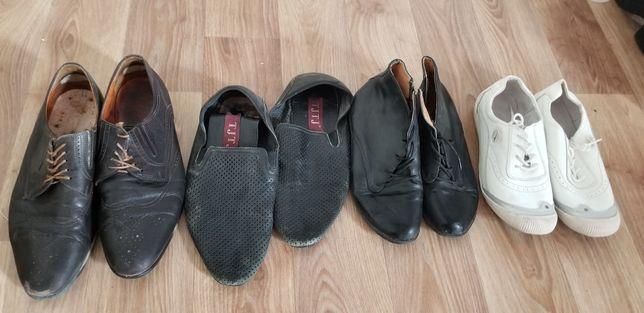 Кожаная обувь, мужская,  женская