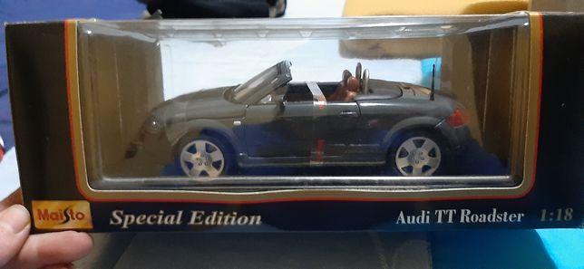 Audi TT Maisto 1/18