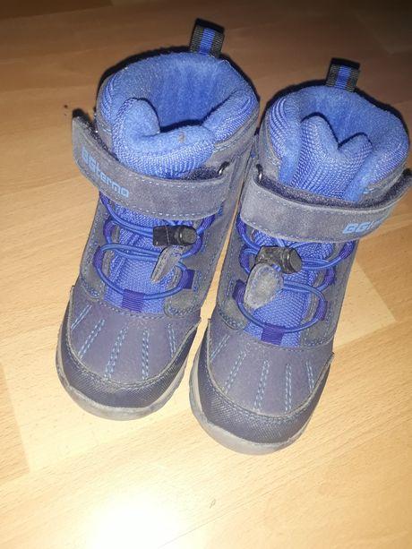 Продам детские зимние ботинки