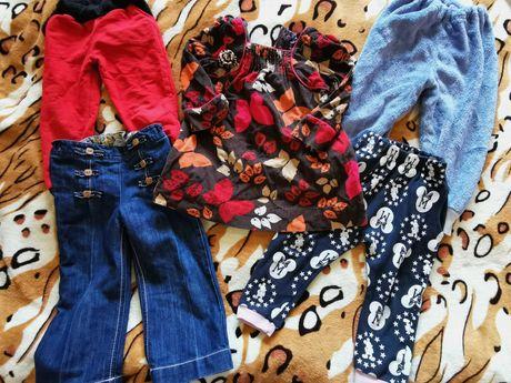 Пакет вещей для девочки 1-2 года