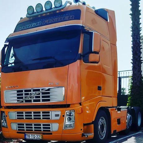 VOLVO FH16 550 - camião de Disco