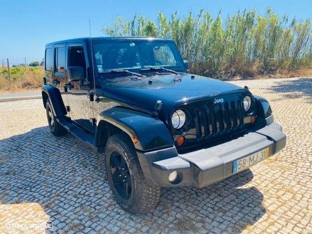 Jeep Wrangler 2.8 CRD MTX Sahara