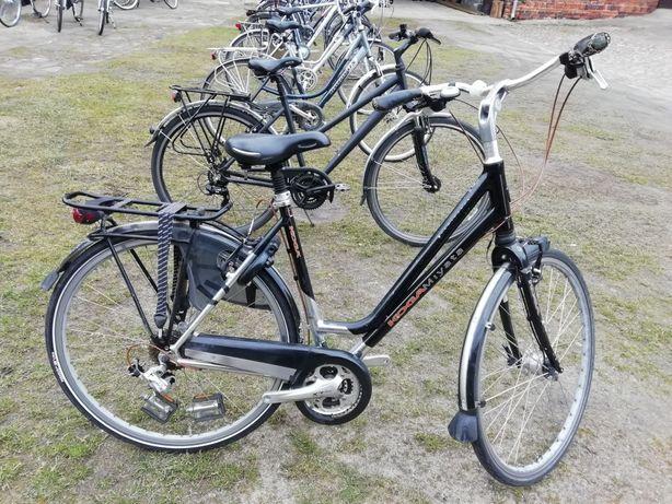 Pakiet rowerów trekkingowych koga, batavus, gazelle po  700 zł