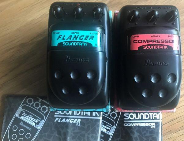 Ibanez Flanger Soundtank - Super!