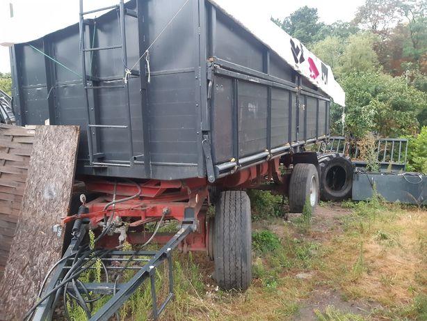 Przyczepa 18 DMC Rolnicza