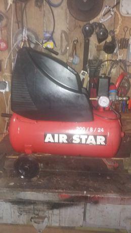 Sprężarka ABAC AIR STAR.