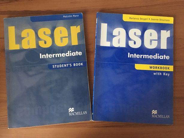 Учебник английского языка LASER Intermediate B1