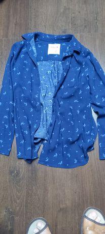 Koszula 140 z konikami