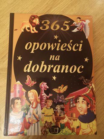 Książka 365 opowieści na dobranoc