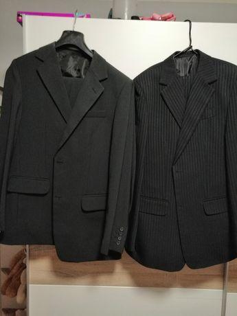 Dwa garnitury rozmiar 182