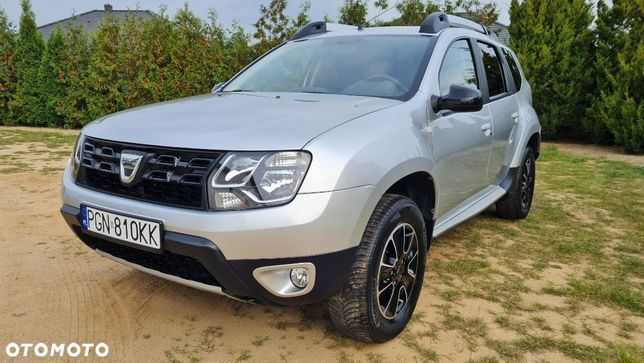 Dacia Duster PrzebiegOryginał*4x4*NajbogatszaWersjaBlackShadow.Stan BDB