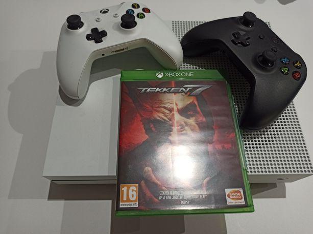 Xbox One S 500Gb 2 pady Teken Okazja