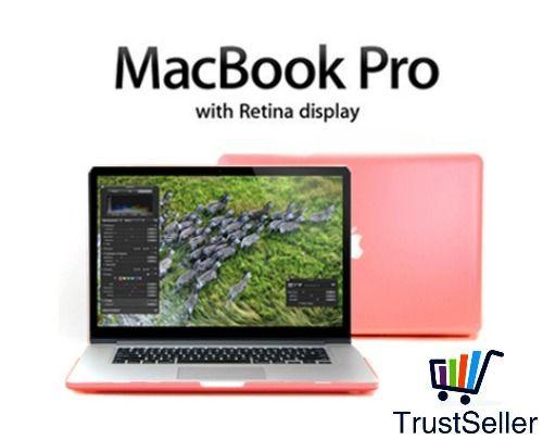 """R036 Capa Protecção Macbook Pro 13.3"""" Retina Display A1425 Novo!"""