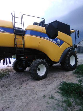 Kombajn New Holland CX 5080