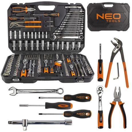 Универсалной набор инструментов  NEO Tools 08-681 «233»