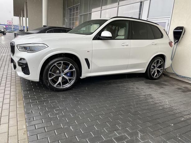 BMW X5 G05 XDrive M-PAKIET wynajem Długoterminowy z wykupem BEZ BIK