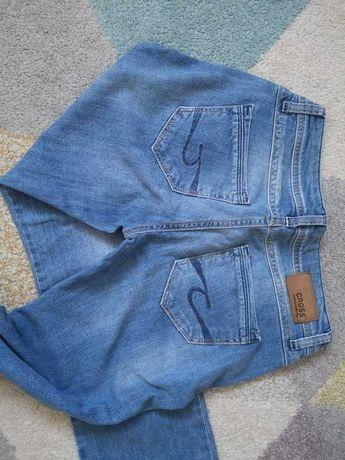 W27 L34 cross spodnie jeansowe, jeansy