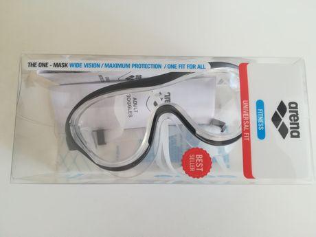 Óculos / Máscara de Natação Piscina Arena (novos: usados 1 vez)