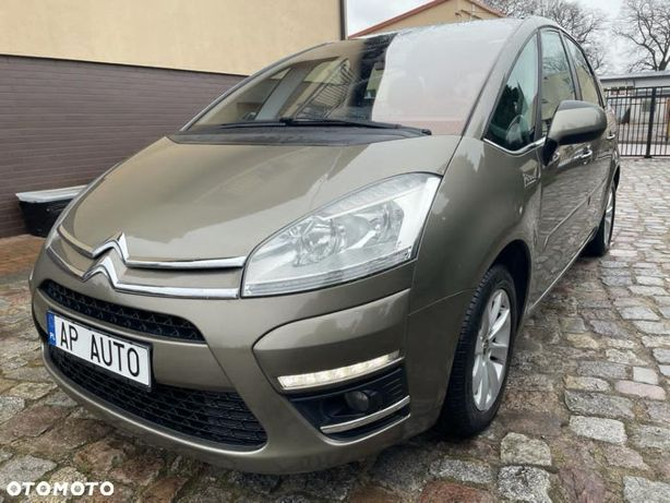 Citroën C4 Picasso Lift  Led  Nawigacja  Exclusive  Pdc