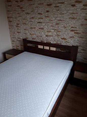 Łóżko sypialniane rama 200/160+ dwa stoliki