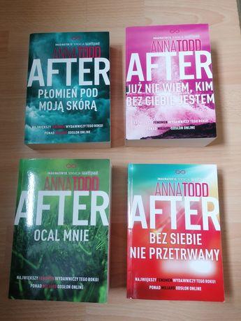 "Seria ""After"" Anna Todd"