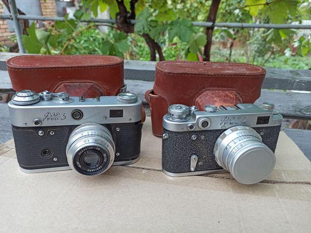 Фотоаппарат ФЕД2 и ФЕД 3(FED2, FED3)